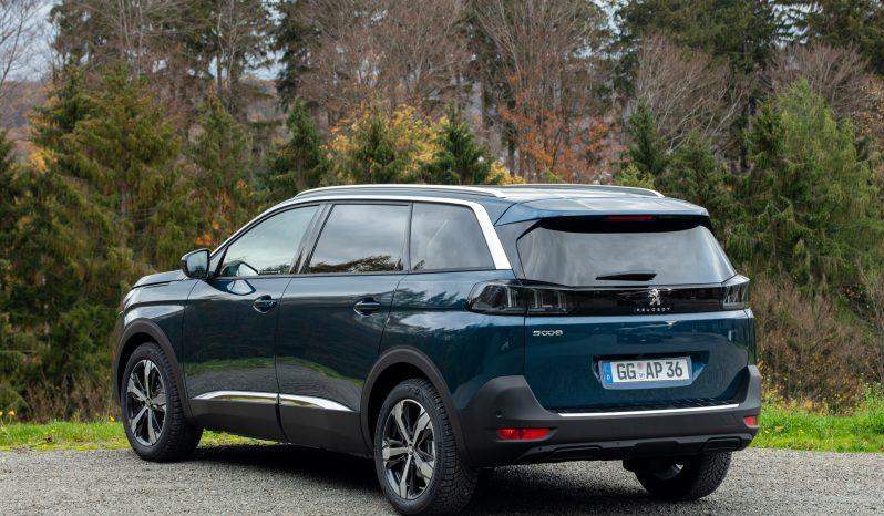 Peugeot 5008 lleno
