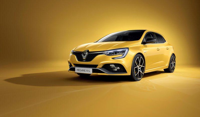 Renault Mégane lleno