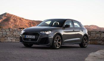 Audi A1 lleno