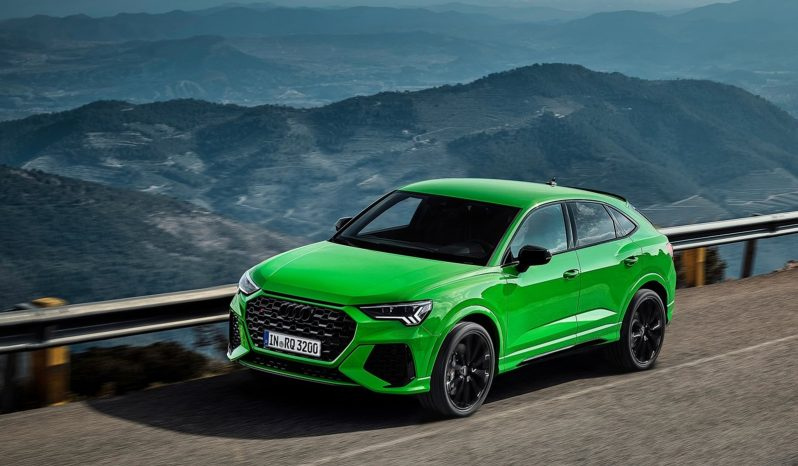 Audi Q3 lleno