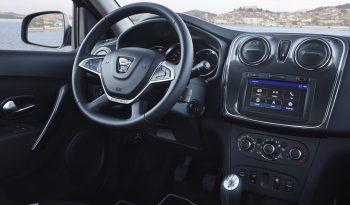 Dacia Sandero lleno