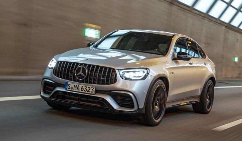 Mercedes-Benz GLC lleno