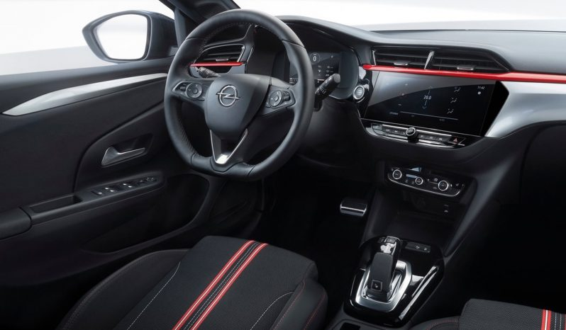Opel Corsa lleno