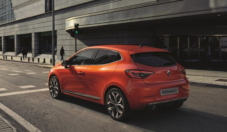 Renault Clio lleno