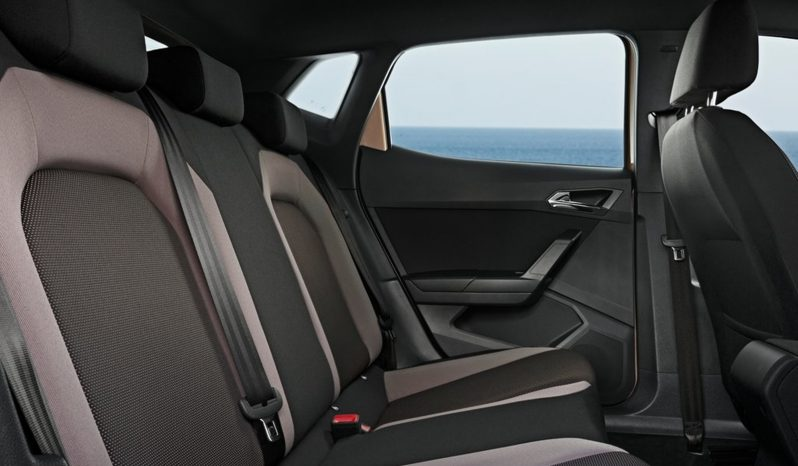 SEAT Ibiza lleno