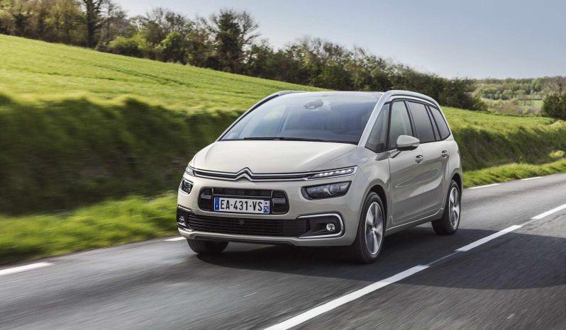 Citroën C4 lleno