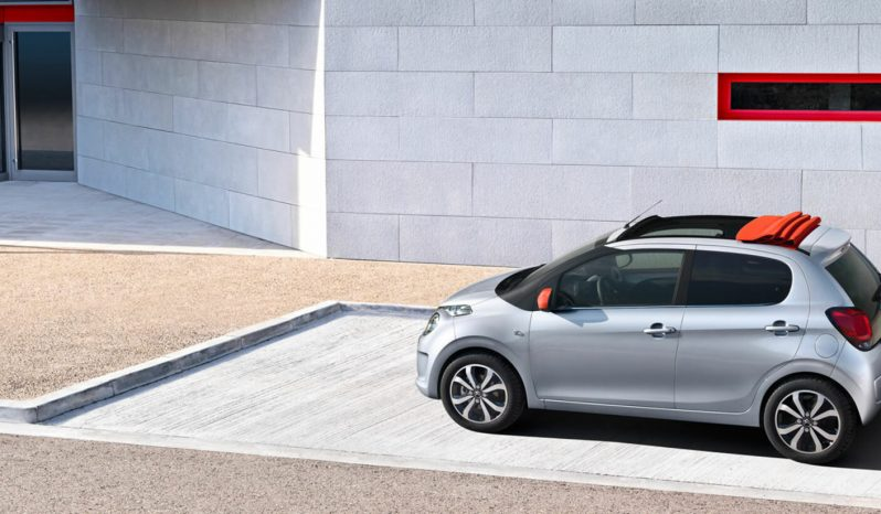 Citroën C1 lleno
