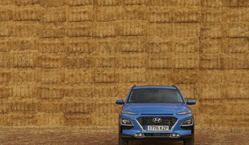 Hyundai Kona lleno