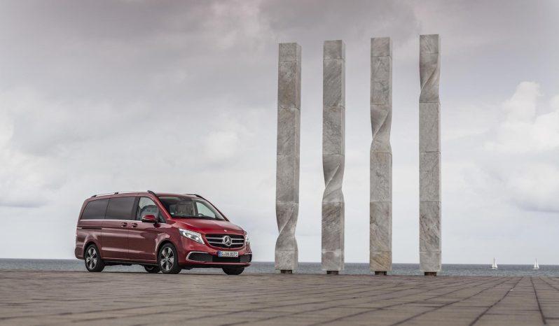 Mercedes-Benz Clase V lleno