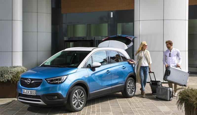 Opel Crossland X lleno