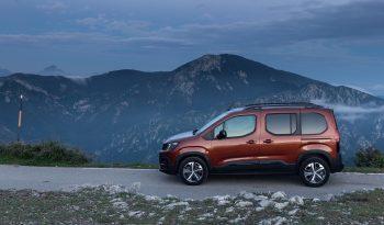 Peugeot Rifter lleno