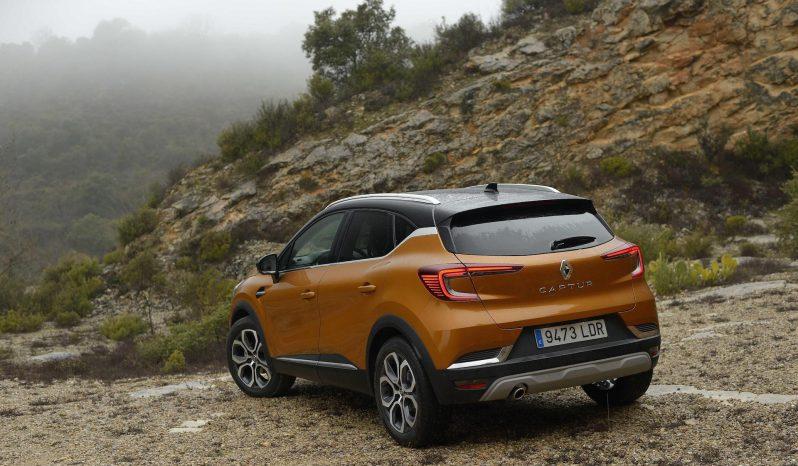 Renault Captur lleno