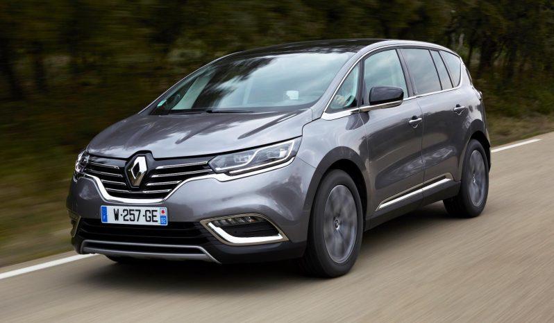 Renault Espace lleno