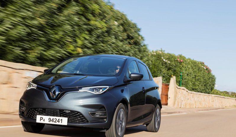 Renault Zoe lleno