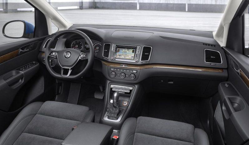 Volkswagen Sharan lleno