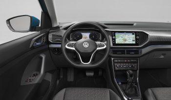 Volkswagen T-Cross lleno