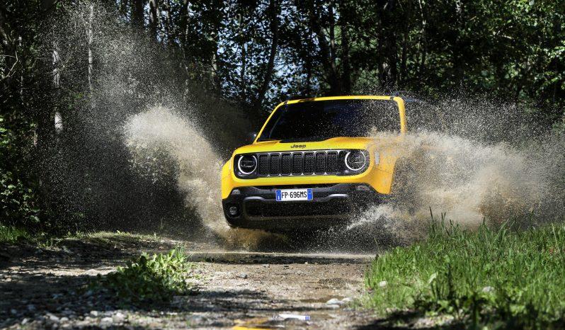 Jeep Renegade lleno