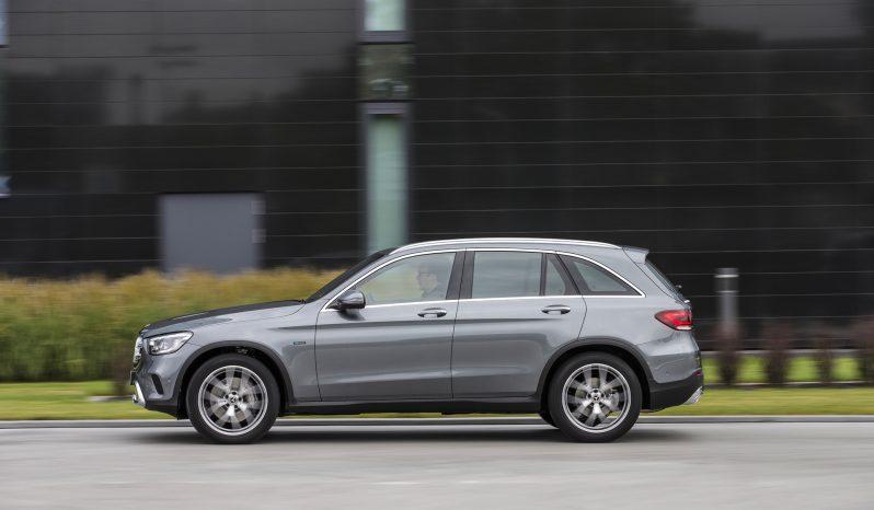Mercedes-Benz GLE lleno