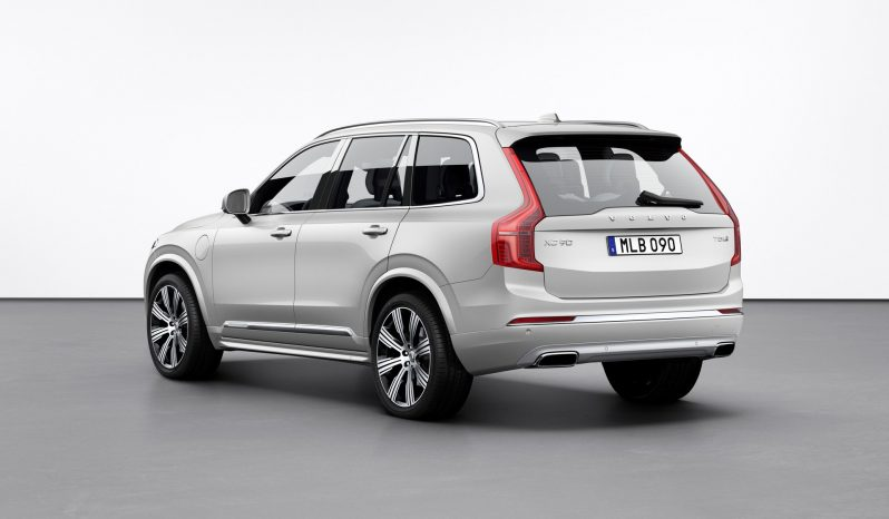 Volvo XC90 lleno