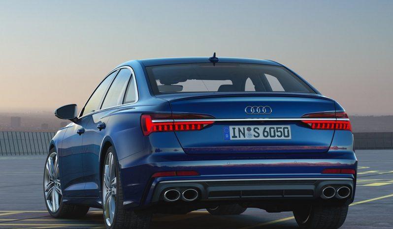 Audi A6 lleno