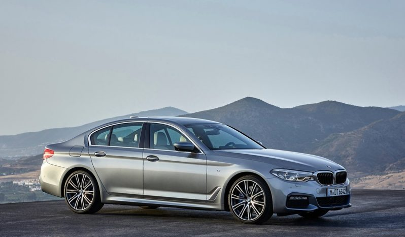 BMW Serie 5 lleno