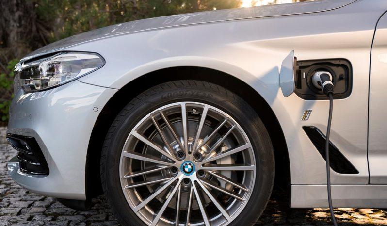 BMW Serie 5 lleno