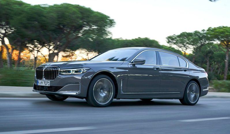 BMW Serie 7 lleno