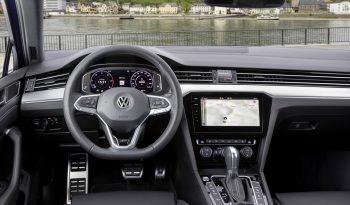 Volkswagen Passat lleno