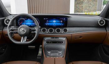 Mercedes-Benz Clase E lleno