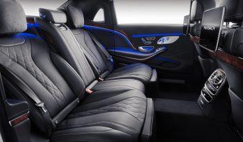 Mercedes-Benz Clase S lleno