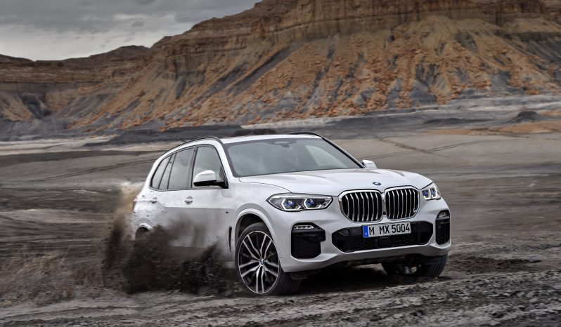 BMW X5 lleno