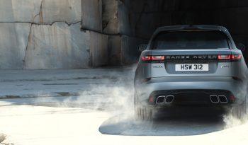 Range Rover Velar lleno