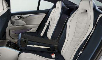 BMW Serie 8 lleno