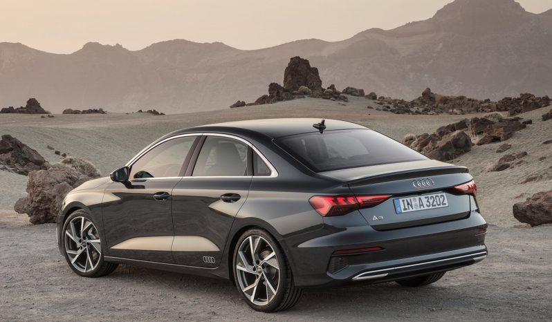 Audi A3 lleno
