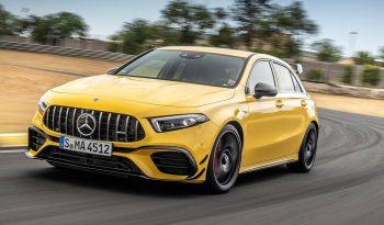 Mercedes-Benz Clase A lleno