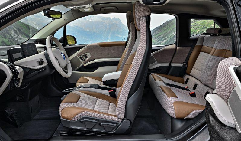 BMW i3 lleno