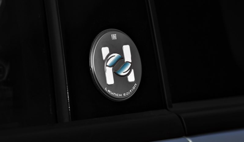 FIAT 500 lleno