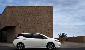 Nissan LEAF lleno