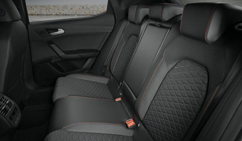 SEAT León lleno