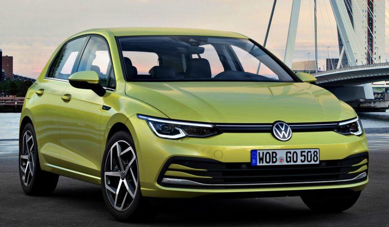 Volkswagen Golf lleno