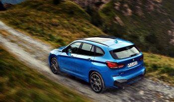 BMW X1 lleno