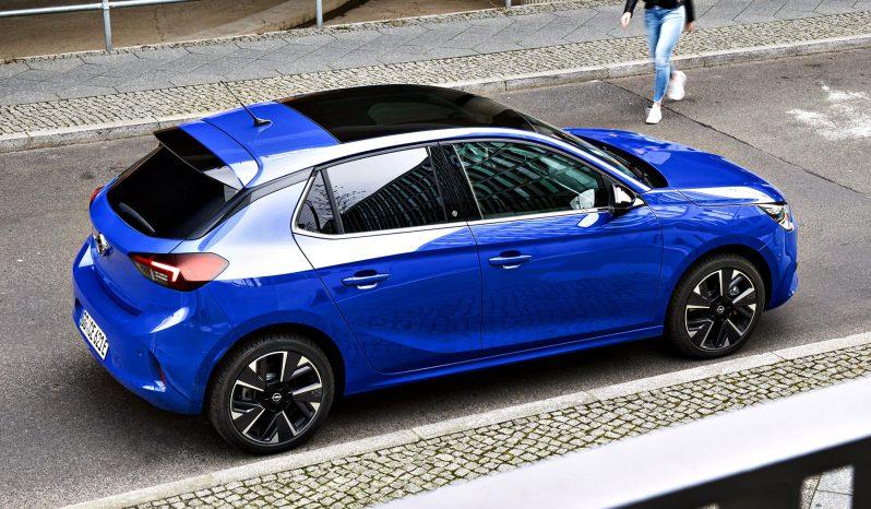Opel Corsa-e lleno