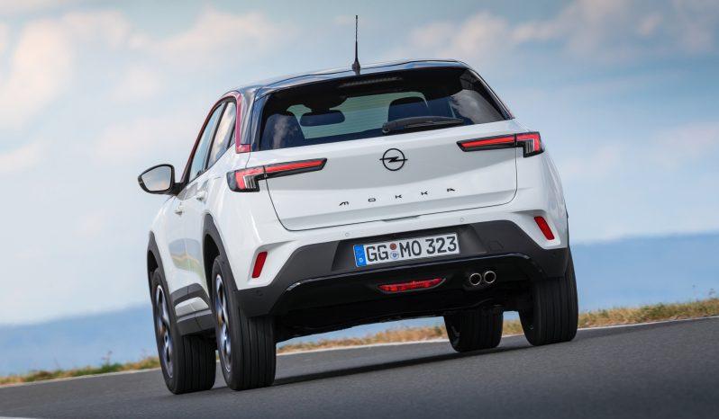 Opel Mokka lleno